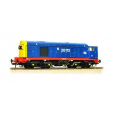"New Bachmann Class 20 20172 ""Redmire"" BR Blue 32-035K OUT OF STOCK"