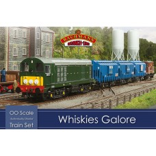 Bachmann Whiskies Galore Sound Fitted Train Set 30-047