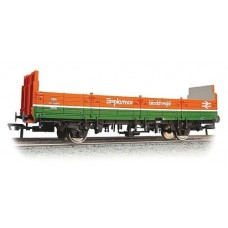 Bachmann BR OBA Open Wagon Plasmor Blockfreight 38-042A OUT OF STOCK