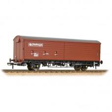 Bachmann BR VAA Box Van BR Railfreight Brown 38-122