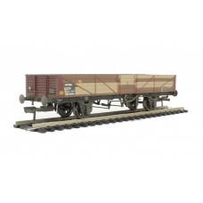 Bachmann BR 22 Ton STV Tube Wagon Bauxite Weathered 38-750 OUT OF STOCK