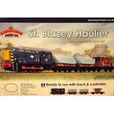 Bachmann St Blazey Hauler Train Set 30-125