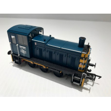 Bachmann/ Rail Exclusive Class 03 03160 Stratford  (Vacuum Braked) BR Blue 31-360Y