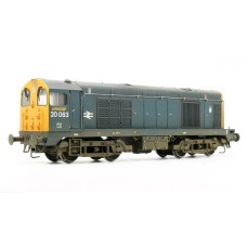 Bachmann Class 20 20063 BR Blue Weathered 32-025 OUT OF STOCK