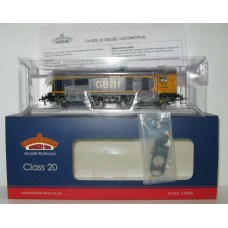 Bachmann Class 20 20901 GBRF Europorte 32-037 OUT OF STOCK