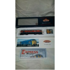 Bachmann/Rail Express Class 24 97201 Derby RTC Livery 32-425Z OUT OF STOCK