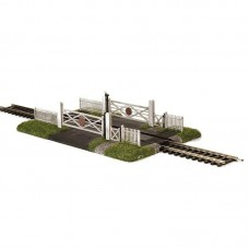 Bachmann Scenecraft Single Track Gated Level Crossing 44-189
