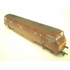 "Bachmann Class 42 D801 ""Vanguard"" BR Maroon Livery (Weathered) 32-060"