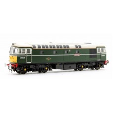 Heljan Class 33/0 33008/D6508 'Eastleigh'  BR Green SYE 3301 OUT OF STOCK
