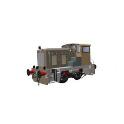 Heljan O Gauge Class 02
