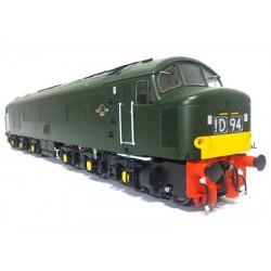 Heljan O Gauge Class 45
