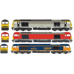 Heljan O Gauge Class 60