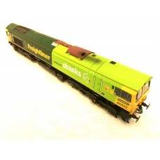 Bachmann Class 66 66522 Freightliner/Shanks Livery 32-726DS (SOUND REMOVED) OUT OF STOCK