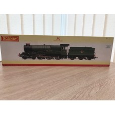 "Hornby BR Castle Class 7034 ""Ince Castle"" BR Green Late Crest R2850 OUT OF STOCK"