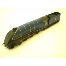"Hornby Class A4 60018 ""Sparrow Hawk"" BR Early Blue Livery DCC Sound R2991XS OUT OF STOCK"