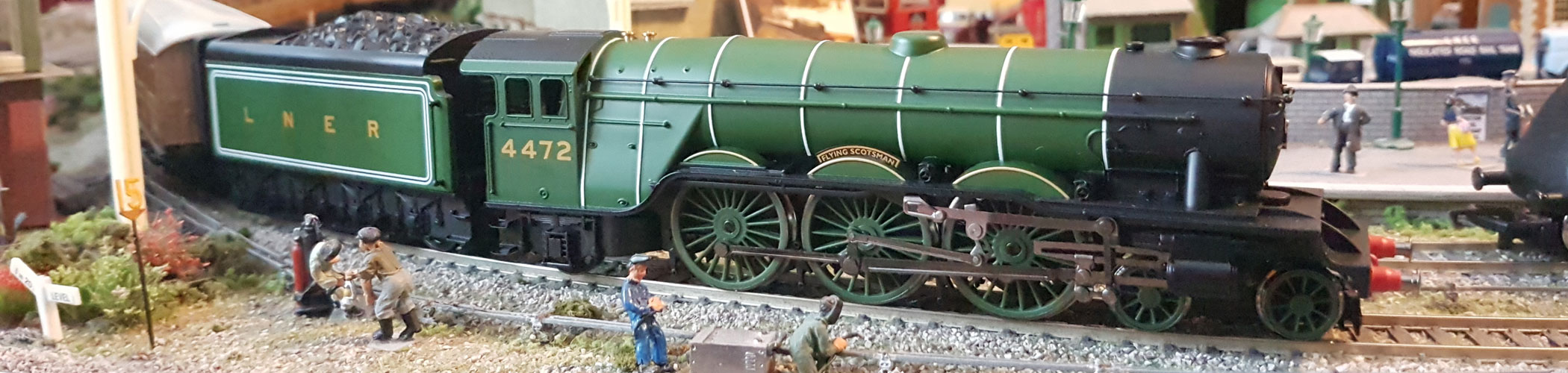 Basement Model Trains - Specialists in 'OO' and 'O' Gauge Model Railways by Bachman, Dapol, Hornby and Heljan