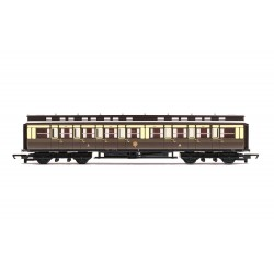 Hornby GWR Clerestory Coaches
